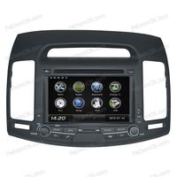 touch screen dvd car gps tracker for Hyundai Elantra with bluetooth
