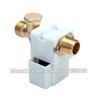 "Free Shipping/Normally open/1/2""DC 24V Solar water heater automatic water 1/2 inch Electric Solenoid Valv"