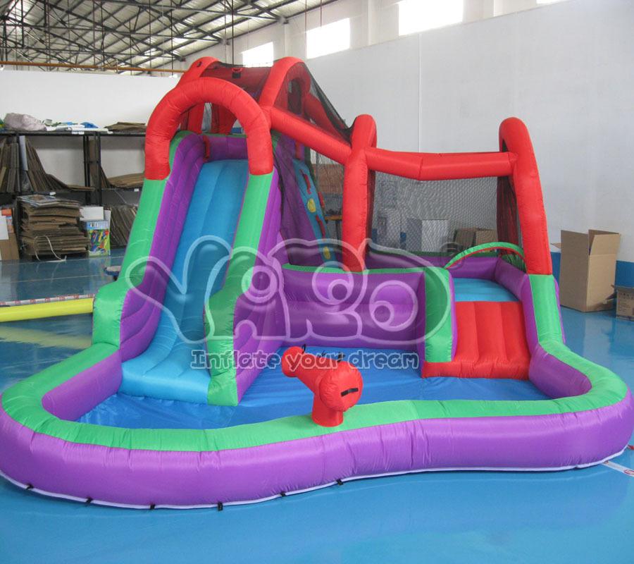 Achetez en gros jeux gonflables pour la piscine en ligne des grossistes jeu - Structure gonflable avec eau ...