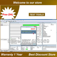 Free shipping DHL /EMS + TEMS 15.2 (TI15.2) + tems discovery Device 10.0(TDD10.0) software + dongle