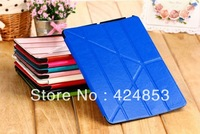 Ultra Slim Leather Smart Magnetic Case Stand Cover For Apple iPad 5 Air 2013