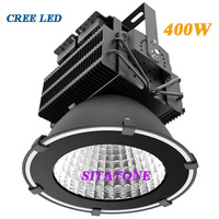 2 years warranty free shipping sale 400W led high bay light cree led AC85-265V 400w LED working light High shed light
