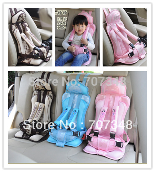 Build a Safe Soft Environment for Babies,Car Child Safety,High Grade Breathable Fabrics Kid Car Seat,Toddler Car Seat Covers(China (Mainland))