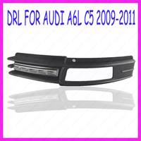 High power Super bright DRL Suitable used for Audi A6L C5 2009-2011 daytime running light lamp fog lamp cover free shipping