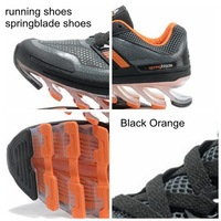 2014 Free Shipping Mens Spring Blade Running Shoes 33 Colors High Quality Springblade sport shoes Wave Prophecy 2 Bounce Shoes