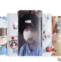 Wholesale / retail For Nokia 625 case mobile phone shell  painted exquisite designs FreeShipping