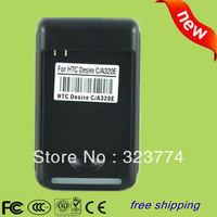 High Quality AC Battery Charger+USB Charger For HTC Desire C A320E HTC Desire C A320e BL0110