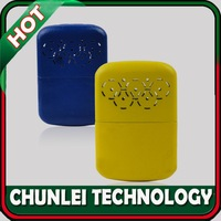 New Style Blue/Yellow Olympic Ring Pattern Portable Handwarmer Pocket Handy Body Hand Warmer