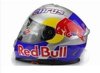 HJC casco capacete hs 800 full face uniqure motorcycle racing helmets cirus scooter motorcross helmet with dual lens