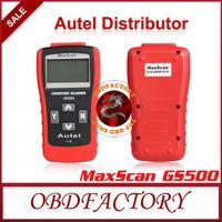 New 2014  Auto Code Scanner MaxScan GS500 OBDII/EOBD Code Reader  Tools Electric obd2 Auto Diagnostic Tool