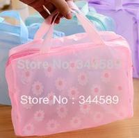 3834 Min order $10 (mix order) free shipping waterproof cosmetic storage bag travel storage box wash bag toiletries storage bag