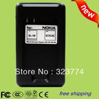 USB Desktop Travel Mobile Phone Charger for Nokia BL-4C BL-5C 6C