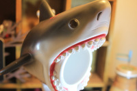 Shark creative boutique style ceramic cup Cc cup jaws Cartoon classic anime mugs customized special promotional discounts