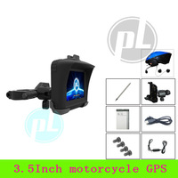 3.5 Inch Motorcycle GPS Navigator