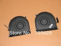 """For Macbook Pro 15"""" Retina A1398 2012 Left with Right side cooling Fan Fans"""