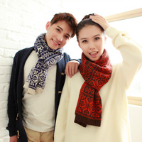 2013 male winter scarf onta scarf autumn and winter yarn men's lovers scarf soft