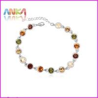 Wholesale! Fashion Crystal Bracelets Made With Swarovski Elements #100303