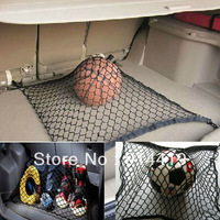 C Luggage/Rear Trunk Cargo Net Panel Floor Elastic Mesh For BMW 128i 2008-2012