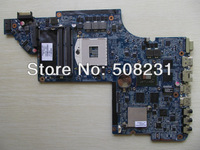 Wholesale 650799-001 INTEL laptop motherboard for HP DV6 DV6-6000 laptop, 100% Tested and guaranteed in good working condition!!