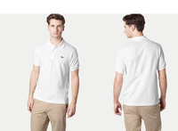 New 2013 Summer Short Sleeve Polo Men shirts ,Polo Shirt Brand Band Slim Fit Camisa Polo Blusas Casual Shirt