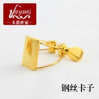 Saxophone mouthpiece clip quality butterfly card alto\ tenor saxophone\ soprano\ clarinet clip