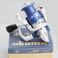 Okuma fishing reel jet-jb30 spinning wheel ultra-thin fishing wheel lure wheel fishing round