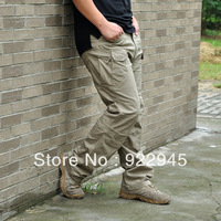 Tactical swat pants ix7 outdoor casual trousers pants male trousers