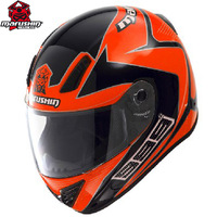 Free shipping Ultralight send lenses red motorcycle helmet marushin999RS