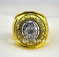 Free shipping replica 1966 Green Bay Packers Super Bowl World Championship Ring Size 11-Nitschke