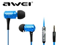 New Arrival original Awei TS-130vi 3.5mm In-ear Earphone for Samsung s3 s4 note 2 3, with Microphone Mic, Free shipping