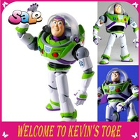 New year Toy Story buzz Action Figure Movable 14cm PVC Doll classic toys anime gifts/ Free shipping