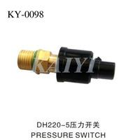 Daewoo excavator parts KY-0098 Daewoo pressure sensors EX200-5 Daewoo pressure switch free shipping
