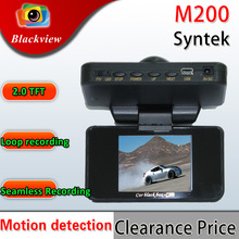 M200 Car DVR Full HD 1280P*720P 30FPSIR night vision car camera car black box car video recorder HK Free shipping(China (Mainland))