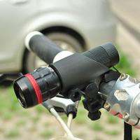 1PC High Quality Adjustable Bicycle Light Holder Bike Lamp Clip For Mountain Bike Lamp Bracket