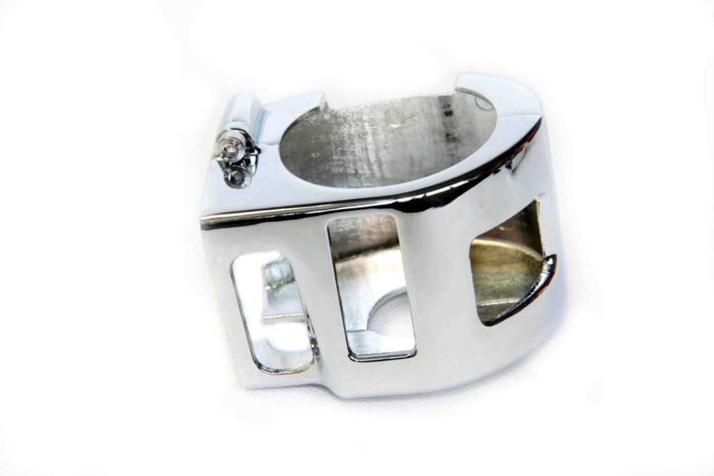 Chrome Switch Housing Cover for 1999-2008 Vulcan 1500 1600 All Models(China (Mainland))