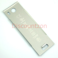 Aluminium AA Battery cover for  Apple Mac Wireless Bluetooth Magic Mouse MB829LL/A A1296 silver 2pcs/lot free shipping
