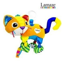 Baby toy free shipping baby rattle musical grow plush toys hand bed bell play rattles cat