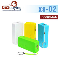 XS-02 OEM Mini Hot  Wholesale Ultra Strong Compatibility special Power Bank Almighty Compatible Mobile  Supply Durable 5600 MAh