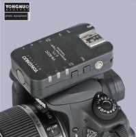Free Shipping 2pcs YONGNUO TTL Transceiver Single YN-622C YN622 C Wireless E-TTL Flash Trigger For Canon EOS DSLR Speedlits