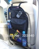 free shipping Vehienlar oxford fabric back bags car sundries bags car seat glove storage bag