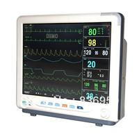 15'' TFT CMS9200 6 Multi-parameter ICU Patient Monitor-SPO2,PR,NIBP,RESP,TEMP,ECG