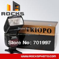 Triopo TR-960 III Wireless Flash Speedlite Suit For Canon Nikon Olympus DSLR Camera Universal slave Flash better than YN-560 III