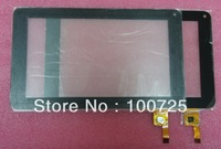 Free Shipping Universal touchscreen ,7 inch Tablet PC touchscreen for Storex Ezee Tab 706 7 INCH,FM700402TC 20120816 P25313A