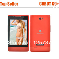 Cubot C9+ 4 inch MTK6572M Dual Core android 4.2 capacitive screen wifi dual camera dual sim GPS Bluetooth WIFI FM Mobile phone