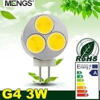G4 3W LED Light 3x COB LEDs LED Bulb in Warm White / Cool White Energy-saving Lamp