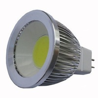 3Wled GU10 MR16 COB spot light 3W led COB +free shipping 50pcs/lot