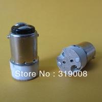 BA15d to MR16 adapter converter ba15d to g4 socket adapter 100pcs/lot,DHL FREE SHIPPING