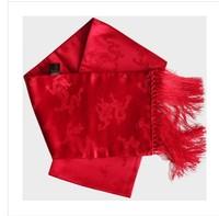 Brocade silk brocade scarf unique commercial
