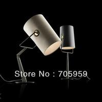 AC110V/220-230V  Fork The concept of creative lighting 360degree rotate table light indoor lighting