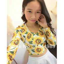 popular sunflower shirt